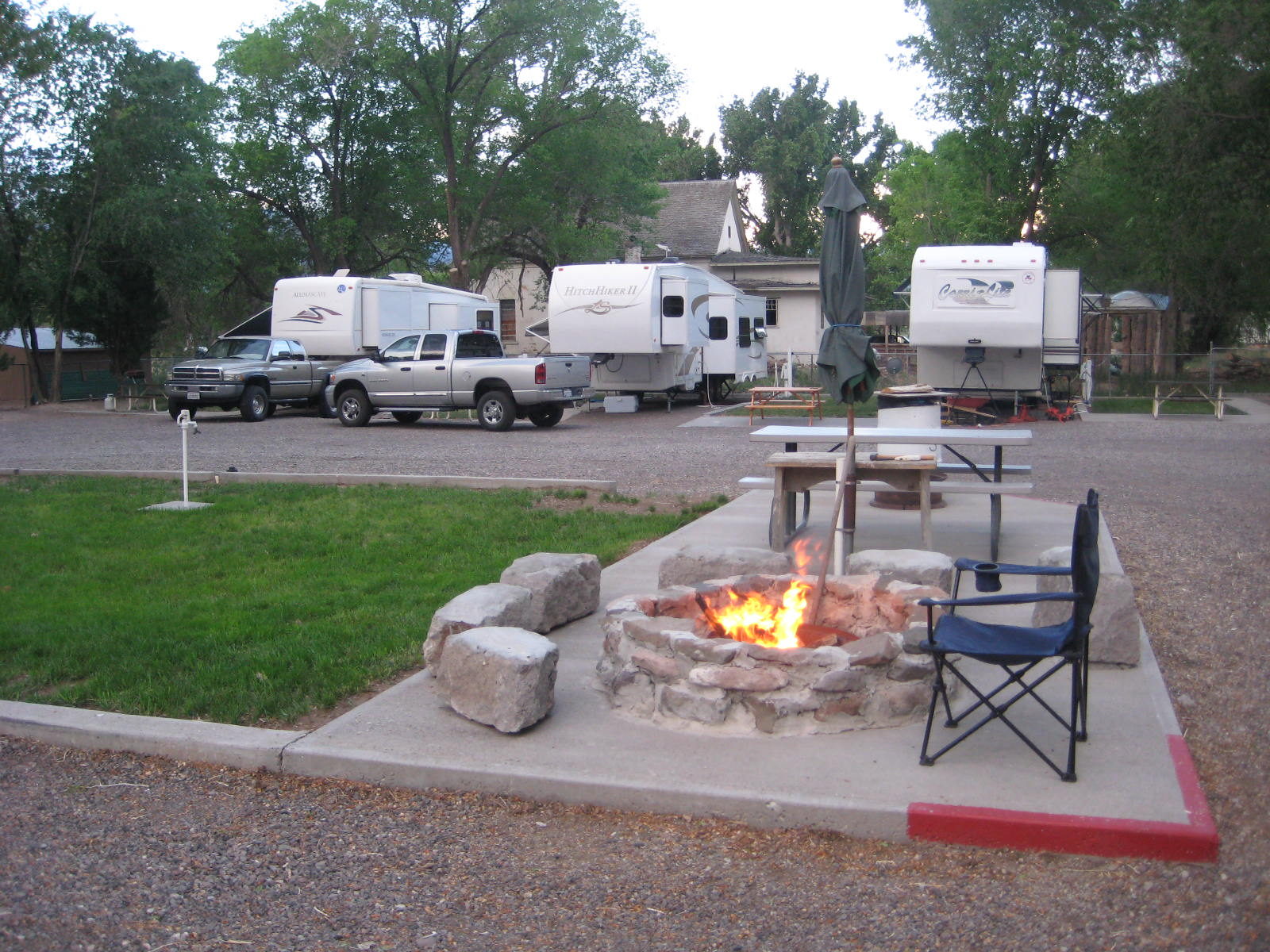 Rv Park In Junction Utah